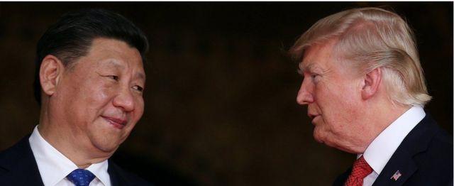 Rais Xi na rais Trump walikutana ana kwa ana mjini Florida siku chache kabla ya kuongea kwa simu