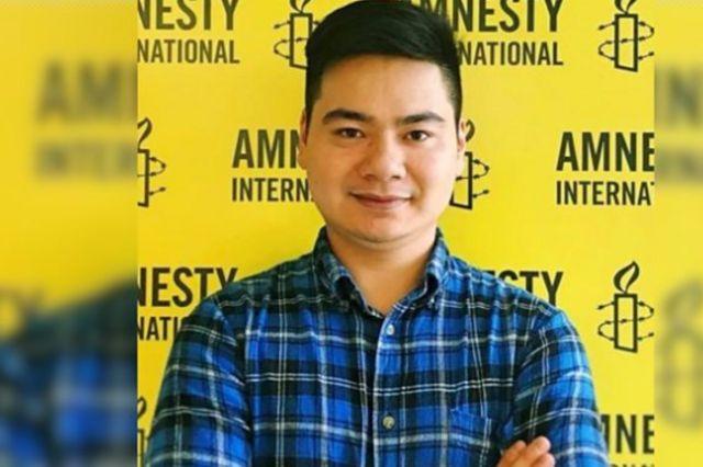 Nguyen Truong Son, Amnesty International