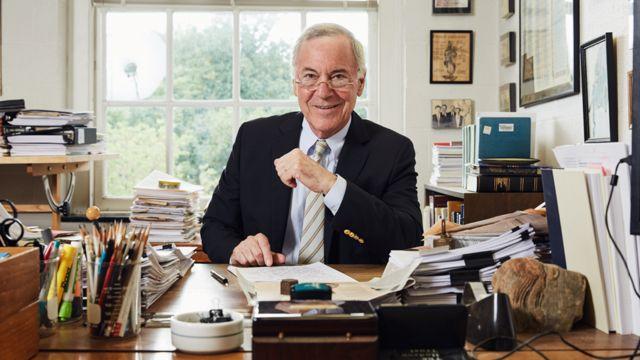 Professor Steve Hanke