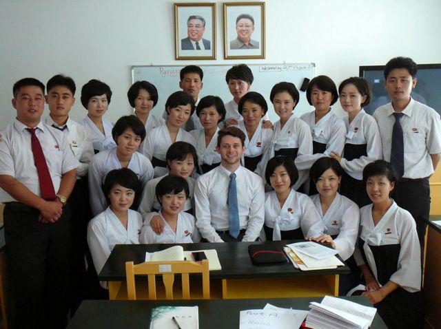Sinh viên tại Cao đẳng du lịch