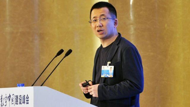Чжан Імін, засновник TikTok