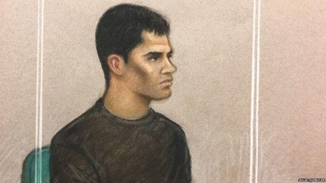Британские власти предъявили обвинения в попытке предумышленного убийства в связи с терактом в лондонском метро 18-летнему Ахмеду Хассану