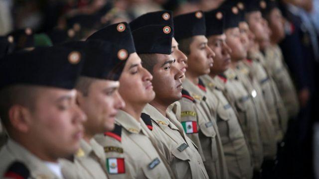 Мексиканські військові