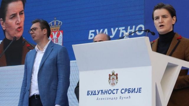 Budućnost Srbije