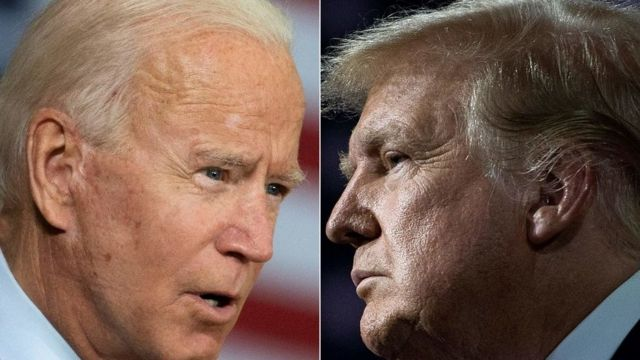 Biden và Trump
