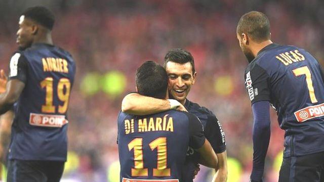 """D'après les révélations des """"Football Leaks"""", une partie des revenus d'Angel Di Maria et Javier Pastore transiterait par des paradis fiscaux."""