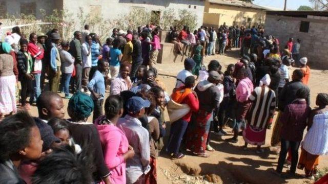 Zambie, élection