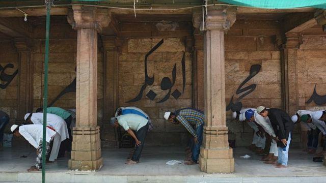 ગુજરાતમાં મુસ્લિમોની સ્થિતિ અંગે પ્રતીકાત્મક તસવીર