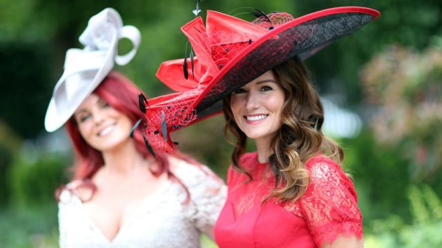 Royal Ascot Ladies' Day 2019 in pictures