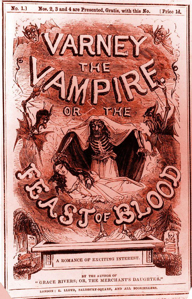 Romance vitoriano sobre vampiros