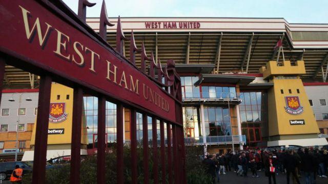 Ikibuga ca West Ham, Upton Park