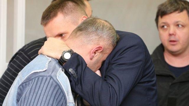 У суд підтримати Івана Бубенчика прийшли депутати Єгор Соболєв, Володимир Парасюк та Семен Семенченко