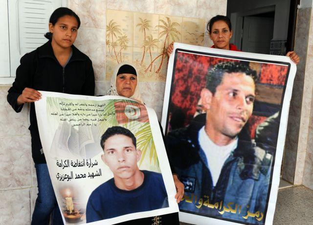 محمد البوعزيزي: هل ما زالت شعلة جسده متقدة بعد مرور 10 سنوات؟ - BBC News  عربي