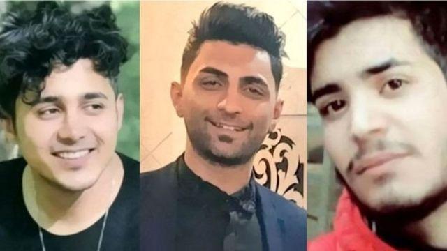 """سازمانهای حقوق بشری میگویند این سه نفر """"تحت شکنجه علیه خود اعتراف دروغ"""" کردهاند"""