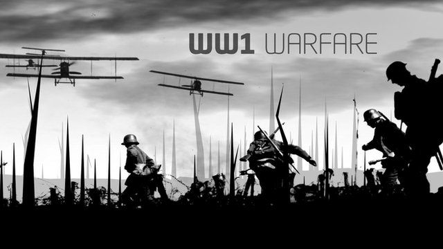 WW1 warfare GFX