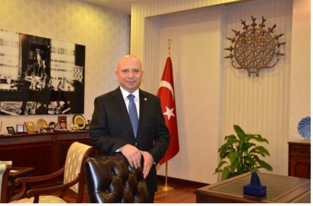 Ankara Üniversitesi Rektörü Erkan İbiş