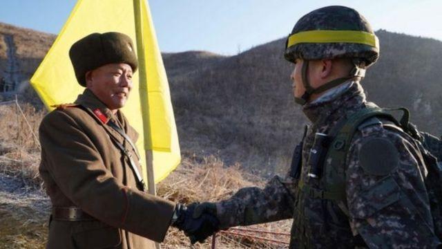 Mỹ, Bắc Hàn, trừng phạt