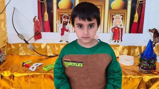 5 yaşındaki Ido Avigal, Hamas'ın roket saldırısında hayatını kaybetti