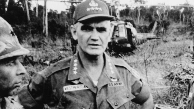 Tướng Westmoreland sau cuộc chiến Việt Nam đã kiện đài CBS News về phóng sự về trận Mậu Thân
