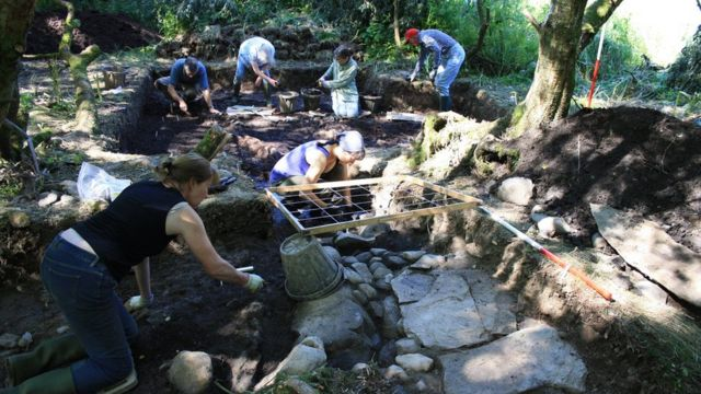 Wigtownshire Iron Age roundhouse reconstruction bid lodged
