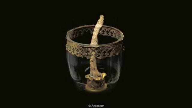 फ़्लोरेंस में रखी है गैलीलियो की उंगुली