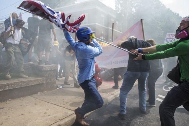 Confrontos em Charlottesville