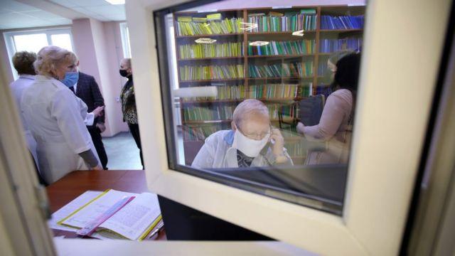 Харківська поліклініка №20 також робить вакцинацію проти коронавірусу