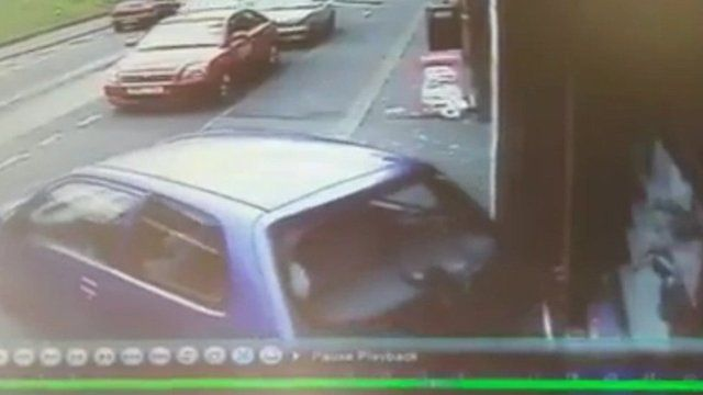 Mr Yousaf Said The Driver Had Been Into The Shop Earlier That Day To Ask If It Had Cctv