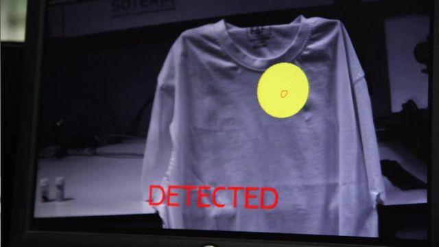 Bomb detector software
