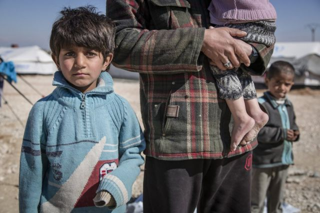 Syrian children in state of 'toxic stress', Save the Children says