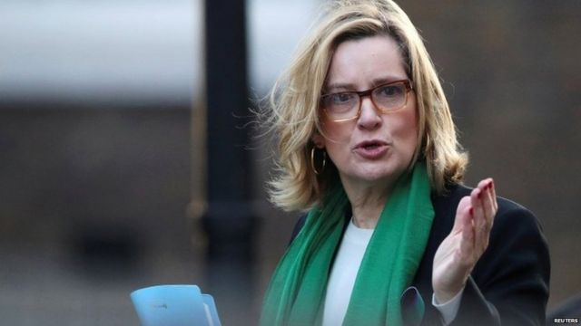 Brexit referendum 'plausible' if MPs can't decide - Amber Rudd