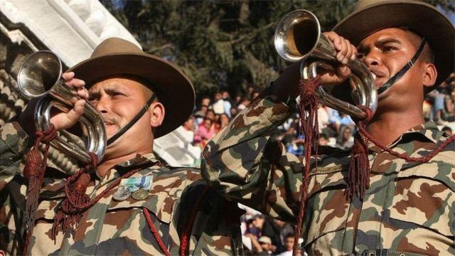 نیپال فوجی
