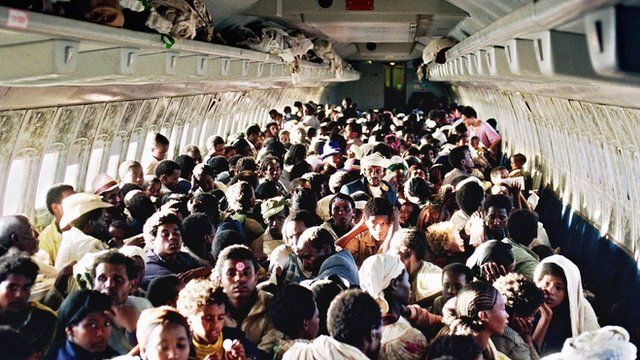 The airlift of Ethiopia's Jews
