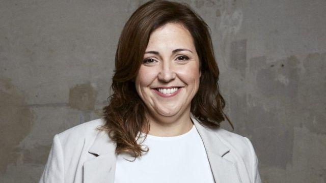 Retrato de María Álvarez, sócia do La Francachela