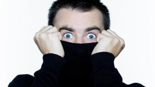 इंटरव्यू की वजह से डरा इंसान