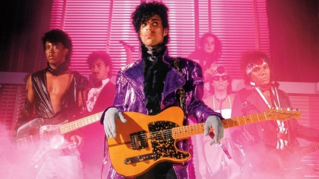 Prince and the Revolution in 1982