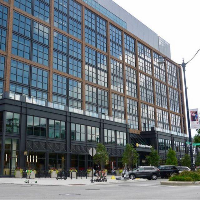 Oficinas centrales de McDonald's en Chicago.