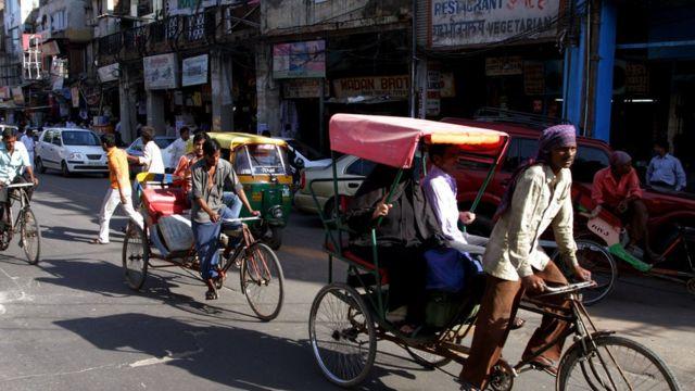 पुरानी दिल्ली सड़क