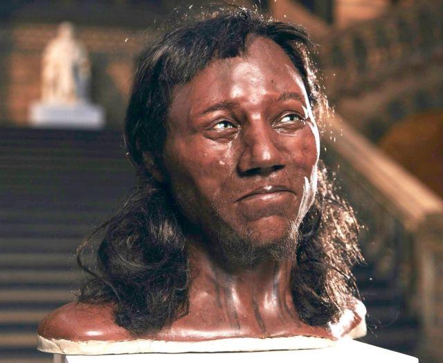 Rekonstrukcija čoveka iz Čedara.