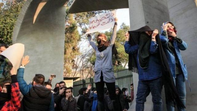 اعتراضات خیابانی ایران
