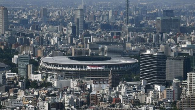 2020 Olimpik ve Paralimpik Oyunları'nın oynanacağı ana mekan - Ulusal Stadyum