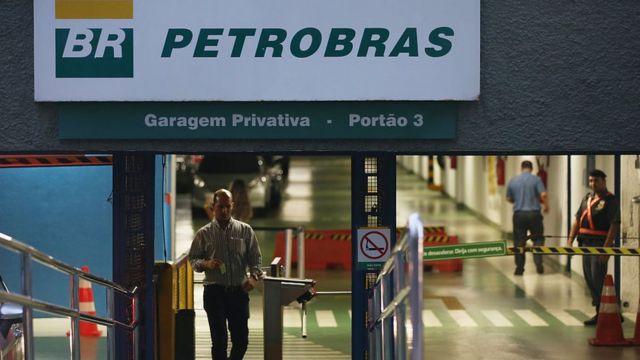 Oficina de Petrobras.
