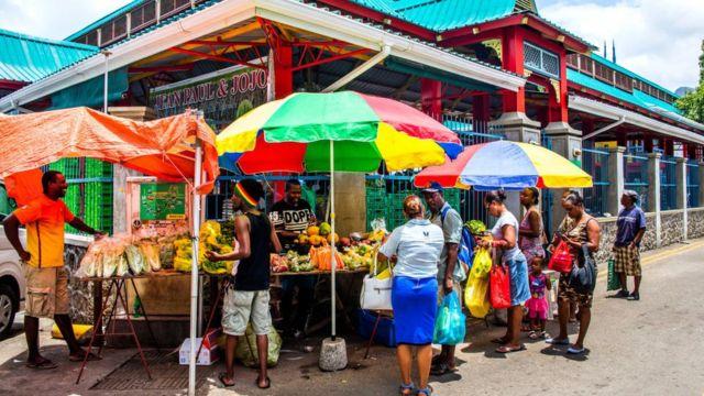 Street for Seychelles.
