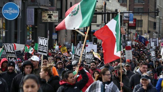 Migrantes mexicanos en Chicago