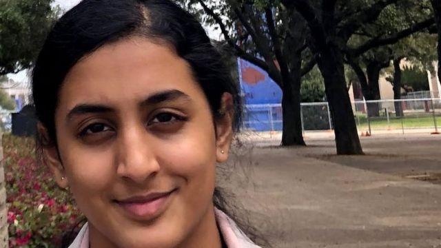 فيروس كورونا: طالبة عمرها 14 عاما تكتشف جزيئا قد يساعد في مكافحة كوفيد-19