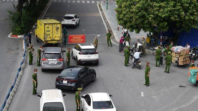 Có rất nhiều chốt chặn tại Việt Nam, nhưng chưa có số liệu chính xác