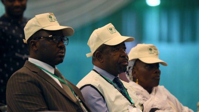 Tawagar ECOWAS