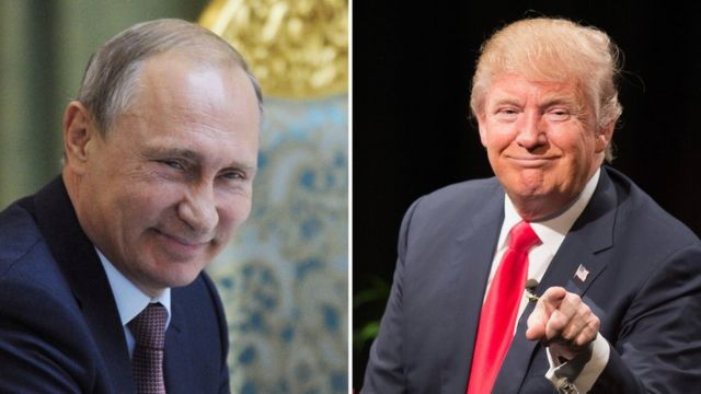 Could Trump and Putin work together over Syria?