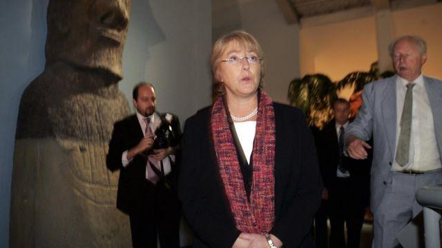 Michele Bachelete