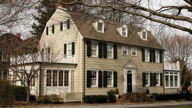 Casa de Amityville.